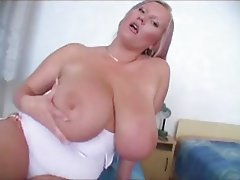 Big Boobs, Blonde, POV, Softcore