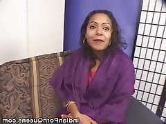 Blowjob, Indian, Interracial
