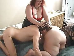 Ass Licking, BBW, Face Sitting, Femdom