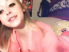 Amateur, Babe, Blonde, Webcam