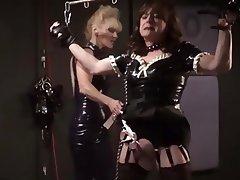 BDSM, Femdom, Latex, Spanking, Stockings