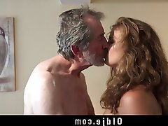 Blonde, Blowjob, Cunnilingus, Old and Young