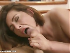 Big Boobs, Cumshot, Facial, MILF, Vintage
