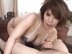Asian, Bikini, Blowjob, Japanese, MILF