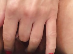Close Up, Masturbation, Orgasm