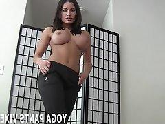 BDSM, Femdom, Spandex