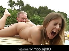 Anal, Ass Licking, Old and Young, Teen, Fucking