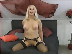 Big Boobs, Blonde, MILF, Webcam