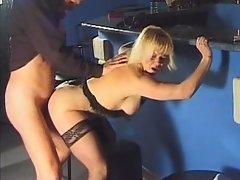 Big Tits, Blonde, Blowjob, Fucking, Hardcore