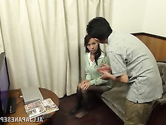 Asian, Babe, Blowjob, Creampie, Handjob