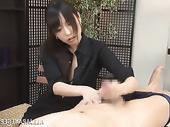 Amateur, Asian, Babe, Cumshot, Handjob