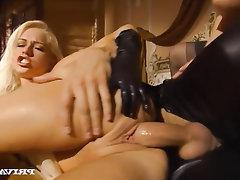Anal, Big Cock, Blowjob, Cumshot, Lesbian