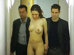 Anal, British, Double Penetration, Interracial, Threesome