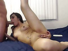 Amateur, Big Boobs, Blowjob, Webcam