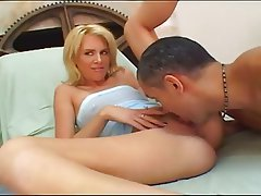 Blonde, Double Penetration, Gangbang, Group Sex